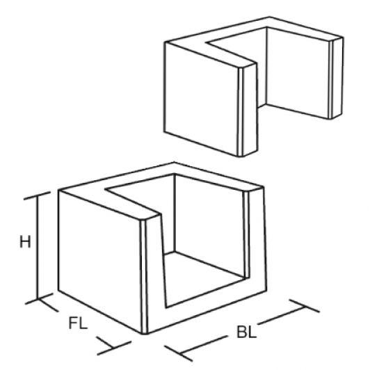 u steine betonwerk m nstermann. Black Bedroom Furniture Sets. Home Design Ideas